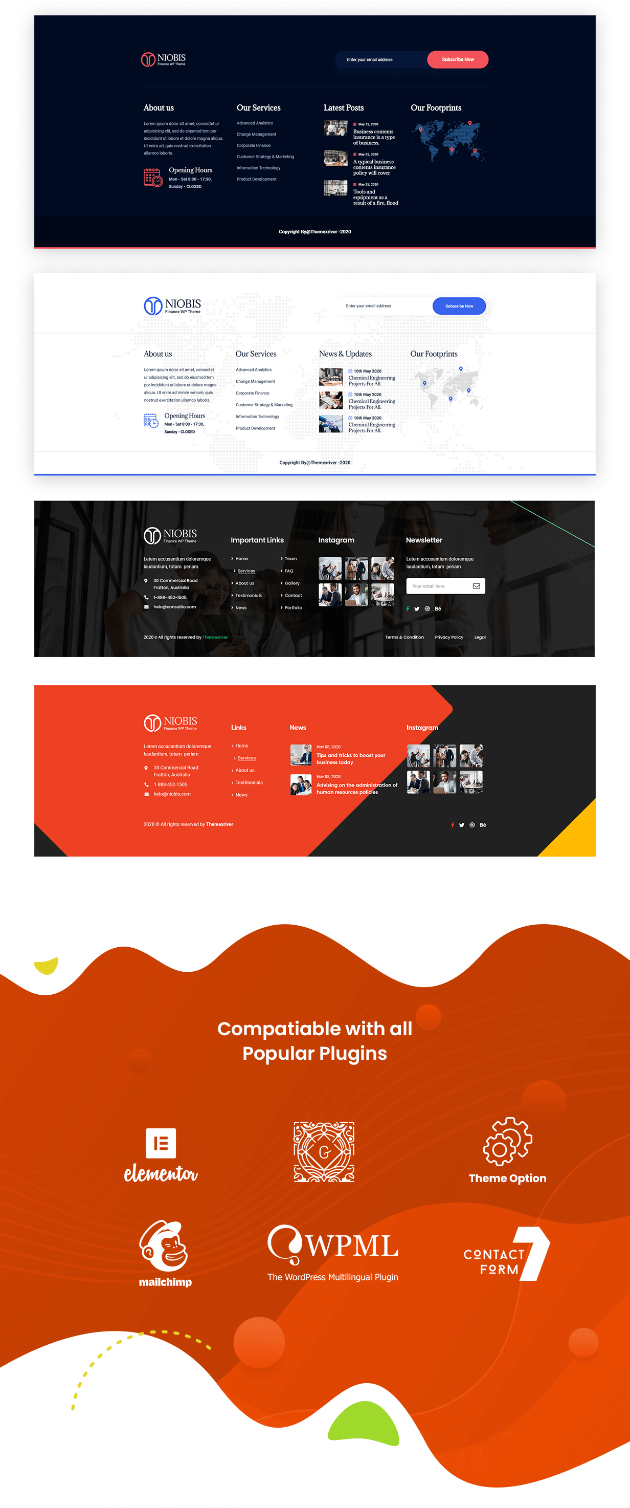 NioBis - Business Consulting WordPress - 6