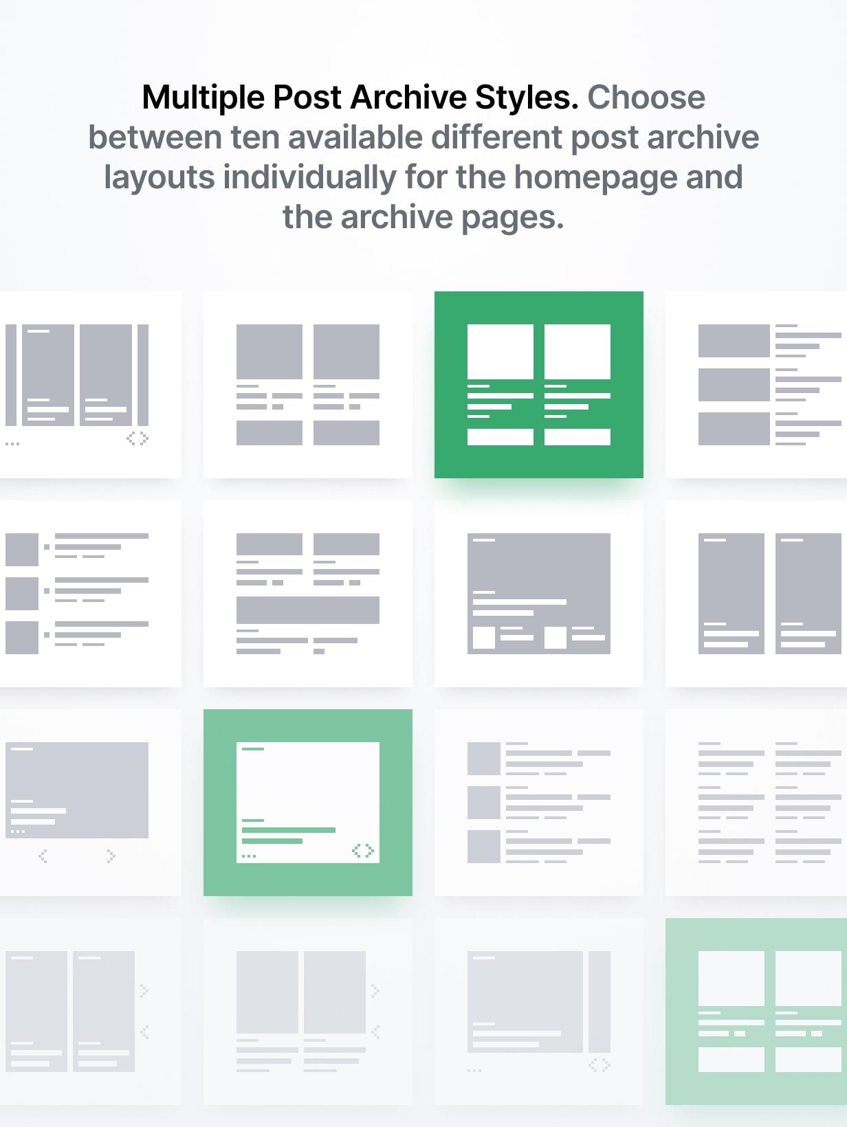 Newsblock - News & Magazine WordPress Theme with Dark Mode - 7