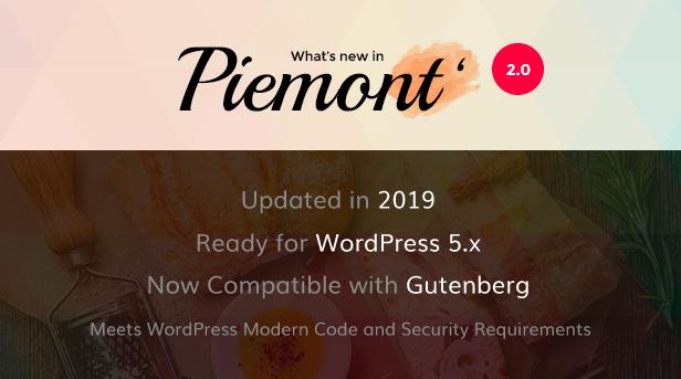 Piemont 2.0
