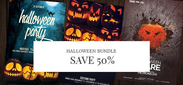 Halloween Poster Flyer - 1
