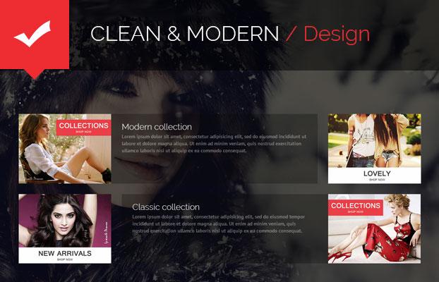 Effect - Responsive E-Commerce Template - 3
