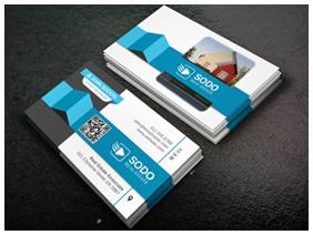 Business Card Mock up - 19