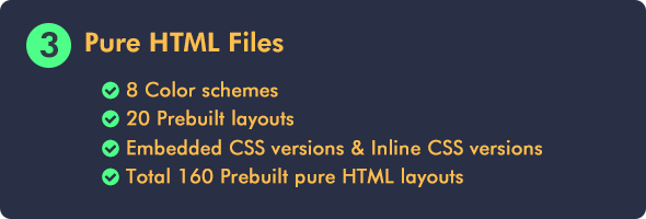 Plainhtml-email-template-theme-builder