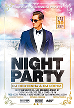 Party Flyer - 5