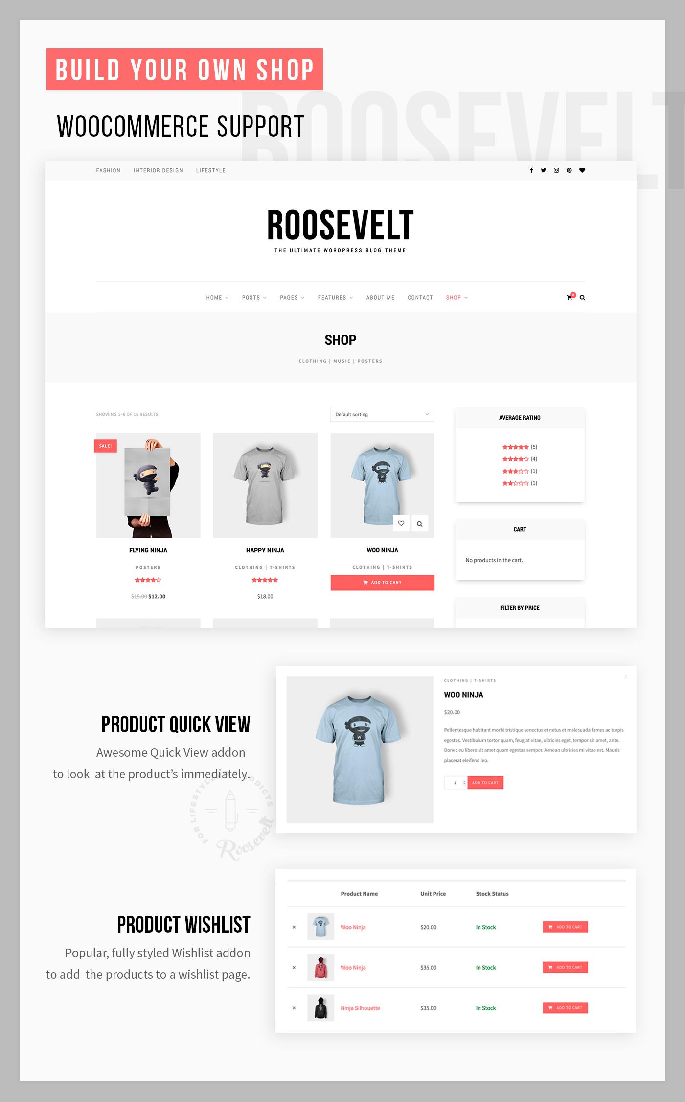 Roosevelt - Responsive WordPress Blog Theme - 6