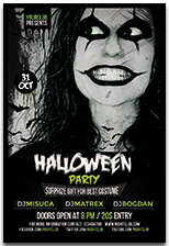 Halloween Party Flyer - 14