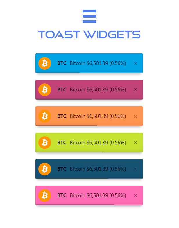 Premium Cryptocurrency Widgets | WordPress Crypto Plugin - 21