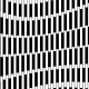Abstract Geometric Thin Rectangles Pattern