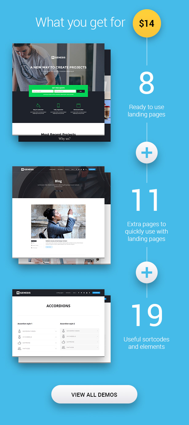 Startup Landing Pages - 2