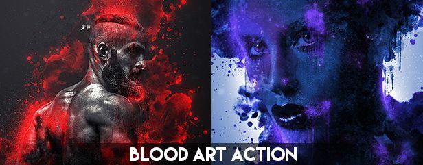 Concept Art Photoshop Action - 24
