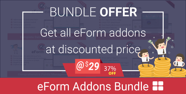 eForm - WordPress Form Builder - 1
