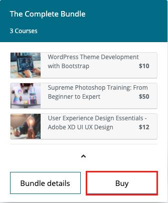 Academy LMS Course Bundle Subscription Addon - 9