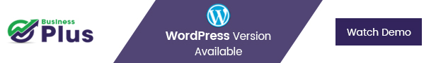 Business Plus WordPress Version