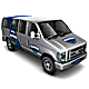 Minibus Car Mock Up - GraphicRiver Item for Sale