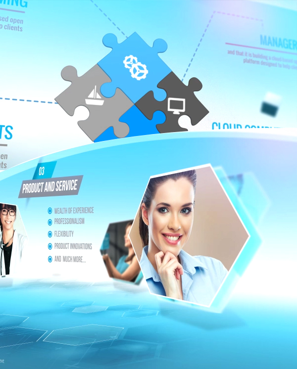 Company Promotion or Web - 2