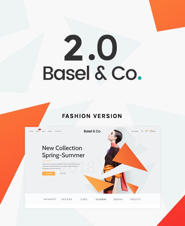 Basel - Multipurpose Ecommerce Shopify Theme - 1