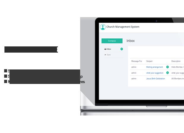 church plugin wordpress message module