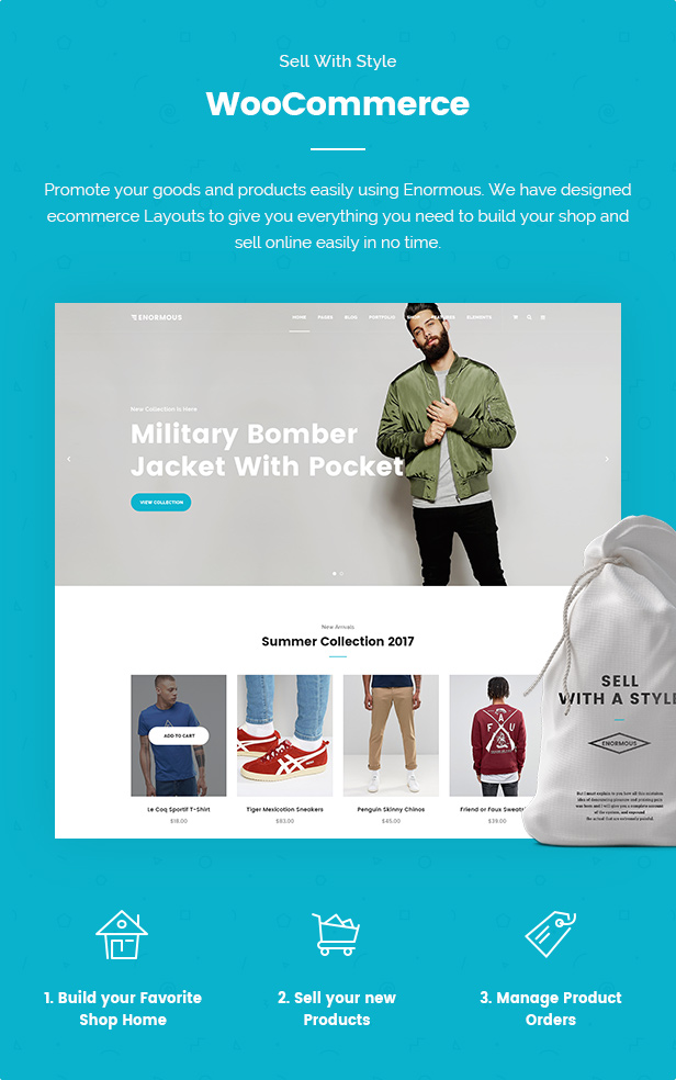 Enormous - Responsive Multi-Purpose HTML5 Template - 9