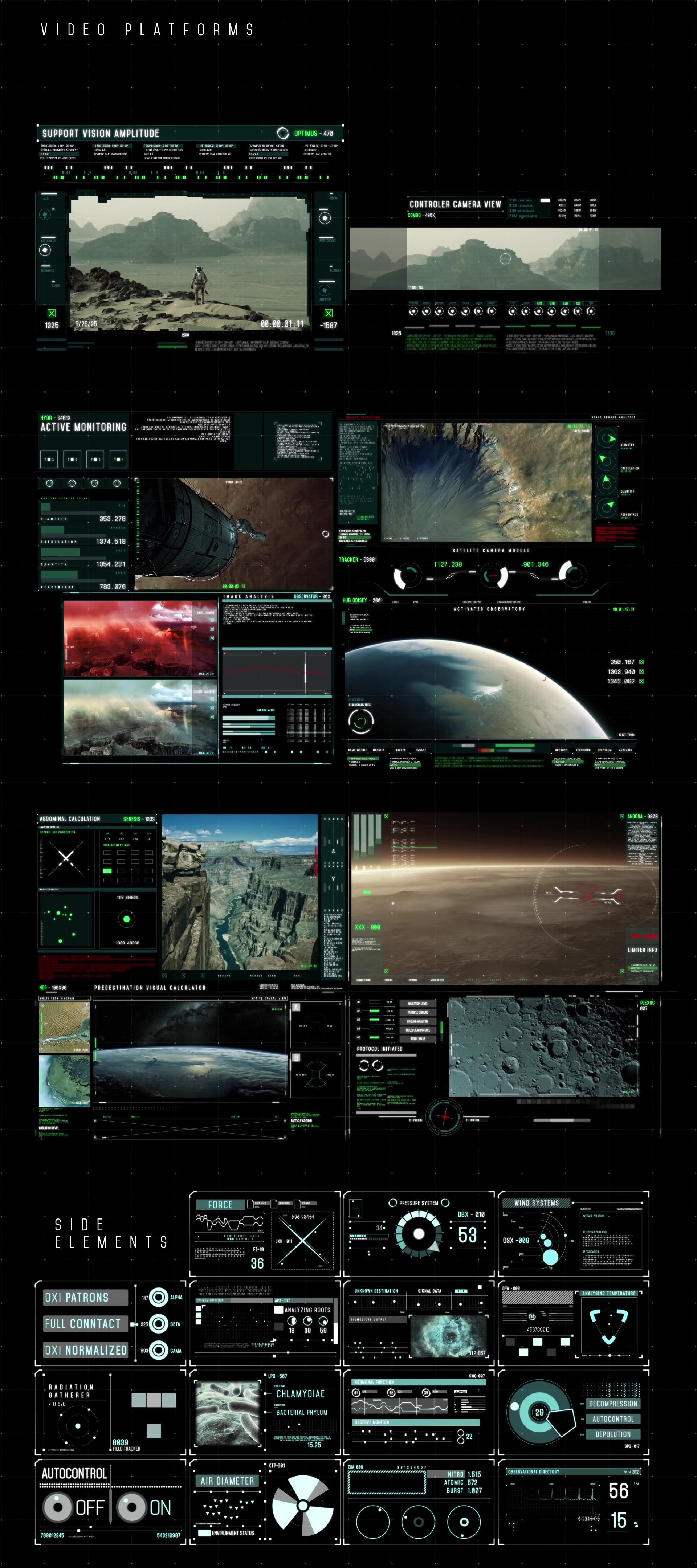 HUD - Titan Interface - 8