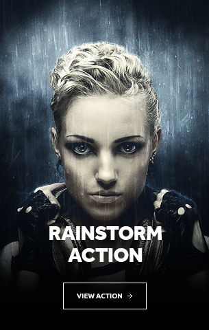 Mystic Wind Photoshop Action - 25