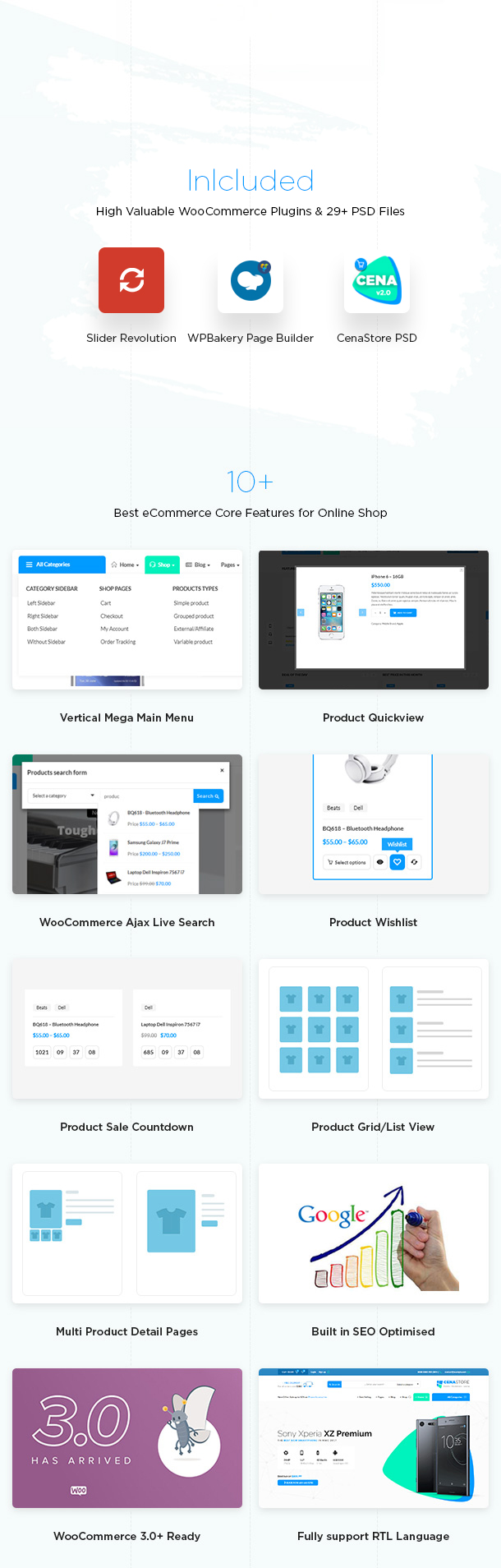 Cena Store - Multipurpose WooCommerce WordPress Theme - 10