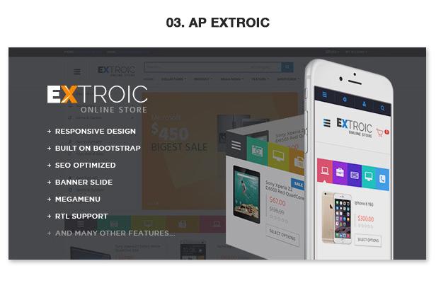 ap extroic