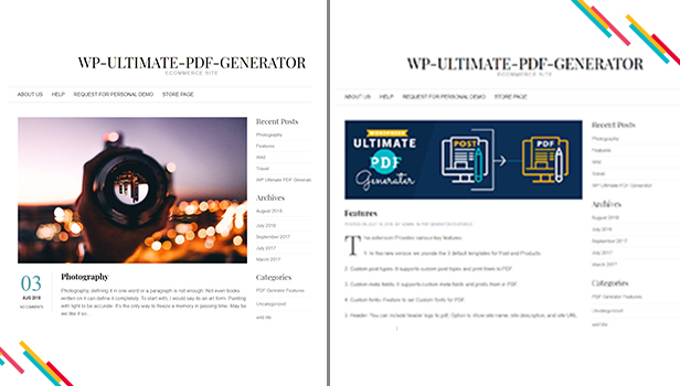 wp ultimate pdf generator by makewebbetter codecanyon