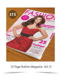 Fashion Magazine #5 - 11