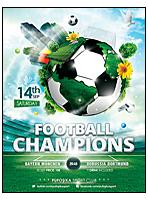 Summer Games Poster/Flyer - 7