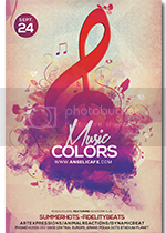 Colorful Flyers Bundle Vol. 21 - 3