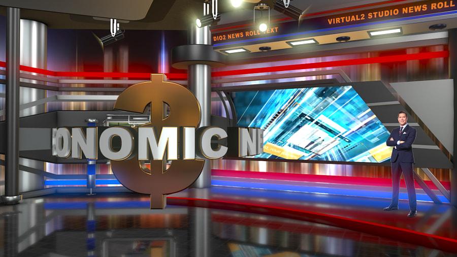 ECONOMIC NEWS by IbrahimALmouyad on 500px.com