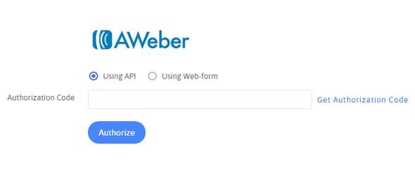 Advanced Aweber integration with ARForms - 2