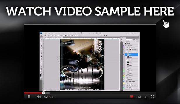 Video Sample Flyer 5