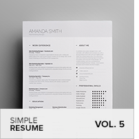 Infographic Resume Vol 3 - 28