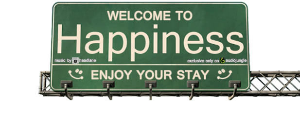happiness, happy, new track, audiojungle, headlane, summer, advertising, board to the road, board, road