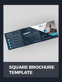 Square Brochure - 19