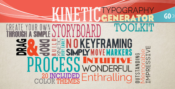 Corporate Typography & Infographics Pack by signs09 ...