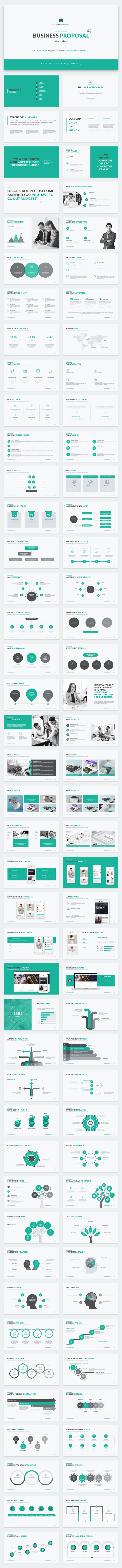 Business Proposal PowerPoint Template - 3
