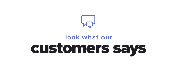 Our Customers says