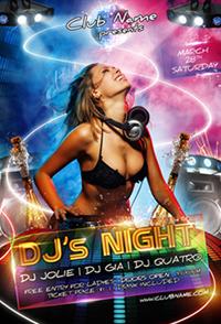 DJ's Night