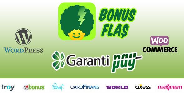 GarantiPay Gateway for WooCommerce