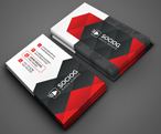 Sticker Business Card - 92