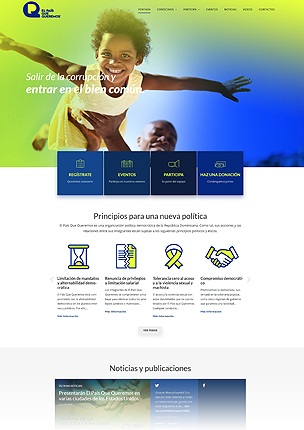 inForward - Political Campaign and Party WordPress Theme - 11