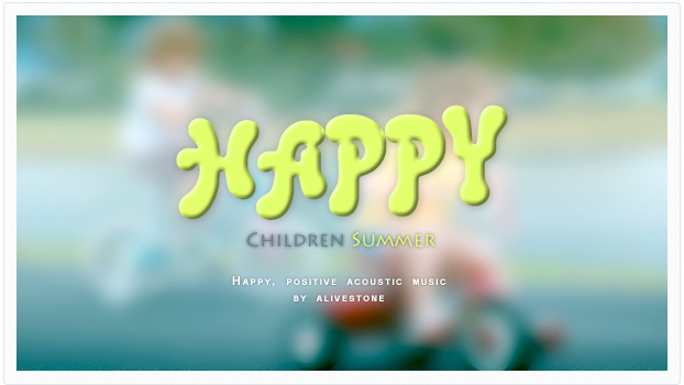 Happy-Children-Summer-Music