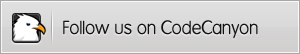 Follow us on CodeCanyon
