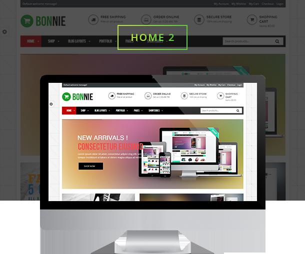 VG Bonnie - Creative WooCommerce WordPress Theme - 8
