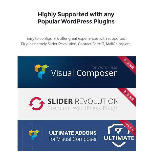 Powerful Plugins Integration Limonta - Modern Fashion WooCommerce WordPress Theme