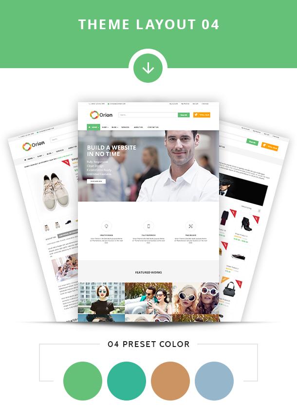 VG Orion - Business & eCommerce WordPress Theme - 9