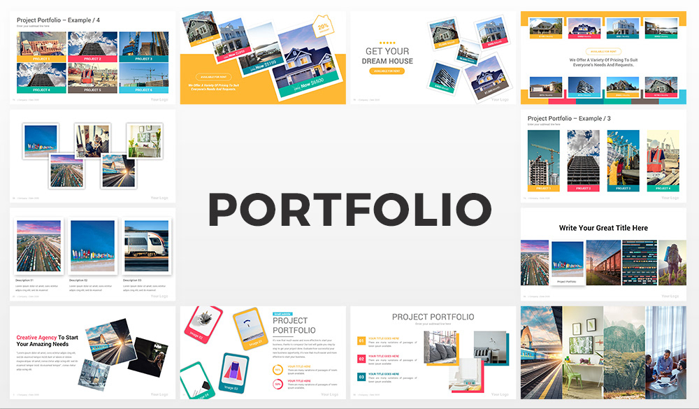 Infographics PowerPoint Bundle - 28