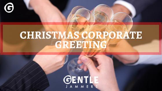 Christmas Corporate Greeting - 1